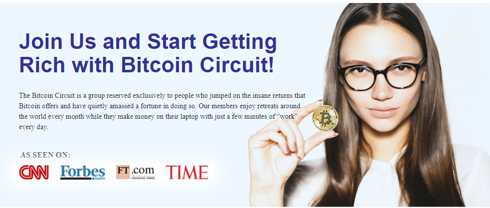 Bitcoin Circuit join us