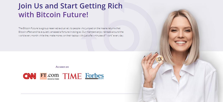 Bitcoin Future join us