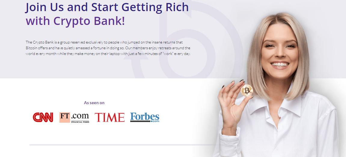 Crypto Bank 1