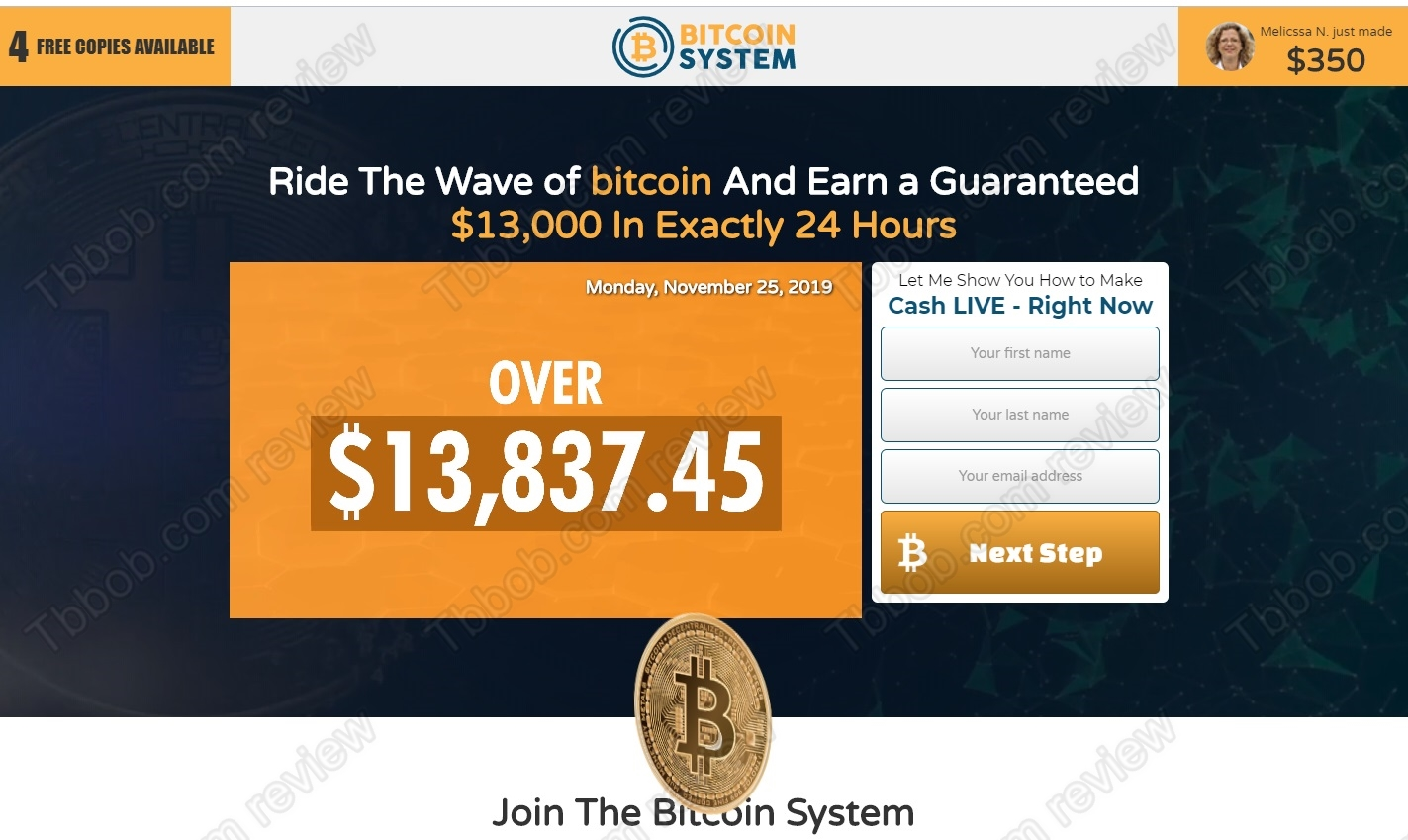 Bitcoin System